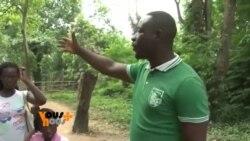 Le zoo d'Abidjan