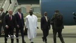 Керри в Нигерии
