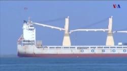 Colombia detiene barco chino con armas