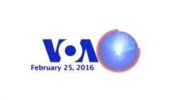 VOA60 25 Şubat