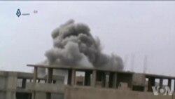 叙利亚武装力量攻击大马士革郊区反政府据点
