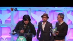 Berakar Komunikasi Menang dalam Shorty Awards di New York