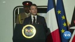 """Macron sur le Brexit: """"l'accord de retrait n'est pas négociable"""""""