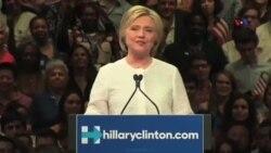ABŞ prezidentliyinə ilk qadın namizəd - Hillari Klinton
