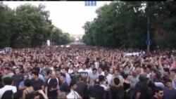 У Вірменії влада повторює кроки Януковича? Відео
