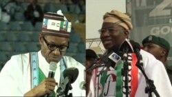 دو رقیب اصلی انتخابات نیجریه توافق کردند نتیجه انتحابات را بپذیرند