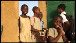 Une maison recueille les enfants atteints du sida au Togo (vidéo)