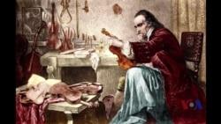 """华裔音乐家在美国:一把""""老琴""""的诞生"""
