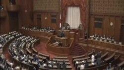 日本參議院通過安保法案