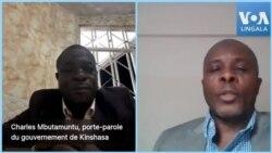 Nsima na etumbu ya liwa na ba musulmans 30, Charles Mbutambutu asengi COMICO koyokona