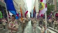 Boy Scouts vota a favor de líderes gay