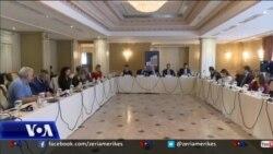 Thaçi: korrigjimi i kufirit me Serbinë shmang idetë për ndarjen e Kosovës
