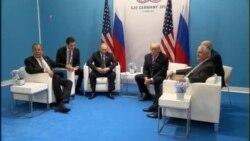 Прва средба еден на еден Трамп-Путин