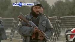 VOA 60 Kw'isi: Abantu 50 bahitanywe na bombe i Kabul muri Afghanistani