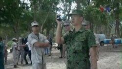 Mỹ phô trương kỹ năng đổ bộ tại hội nghị với lãnh đạo quân sự châu Á
