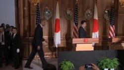 Obama: defenderemos a Japón