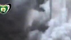 叙利亚政府军空袭阿勒颇炸死15人