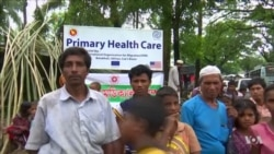 Doctors Race to Keep Up With Illness in Rohingya Refugee Camps