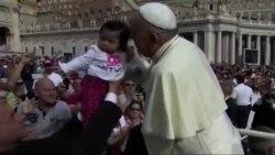 Americanos católicos vêem esperança em Papa Francisco
