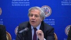 """Almagro: """"Venezuela puede alimentar a su pueblo con dinero robado al fisco"""""""