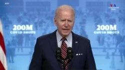 ԱՄՆ նախագահ Ջո Բայդենը շնորհակալություն է հայտնել իր թիմին