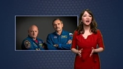 美国万花筒:美国之音专访NASA宇航员斯科特·凯利