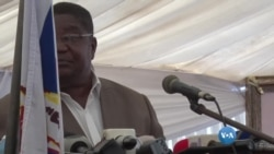 Ossufo Momade reitera compromisso com a paz