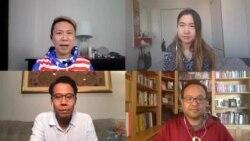 คุยข่าวสุดสัปดาห์กับVOA Thai from homeประจำวันเสาร์ที่4กรกฎาคม2563