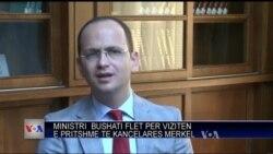 Intervistë me ministrin Bushati