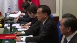 Trung Quốc đề nghị Nhật Bản dừng can thiệp vào Biển Đông