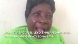 UNkosikazi Edna Sayi Ophila Ngokuthenga Ethengisa Impahla
