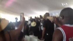 People Attending Funeral of Genius 'Ginimbi' Kadungure