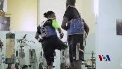 武术走红西非 科特迪瓦跆拳道运动员征战里约奥运会