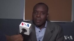 Potpawol Polis Nasyonal d Ayiti, M. Louis-Jeune, sou arestasyon 8 enkoni etranje yo.