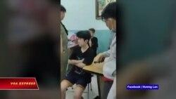 Truyền hình VOA 3/4/21: Công luận lên án vụ dân phòng bạo hành 2 thiếu niên trong trường học