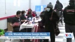 USA: Wasaden Kalataw Georgia Marala