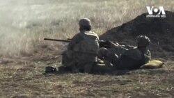 ქართული არმია ახალი ამერიკული იარაღით აღიჭურვა