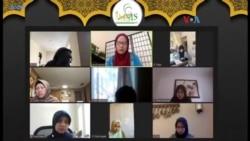 Kelas Ketrampilan Daring Bagi Kelompok Muslimah Indonesia di AS