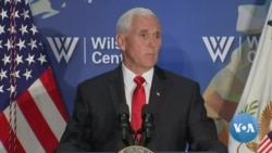 Pence Joins World Leaders at Israel's Commemoration of Auschwitz Liberation