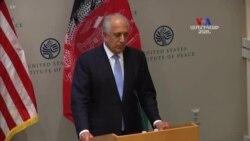 ԱՄՆ-ի հատուկ բանագնացը պատրաստվում է Թալիբանի հետ բանակցություններին