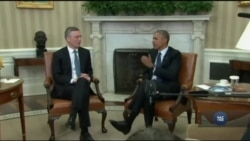 Ключову роль НАТО підкреслив Обама. Відео