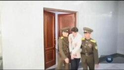 Помер американський студент, якого повернули з КНДР. Ось що казали у його рідному місті. Відео