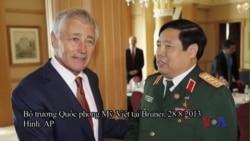 Bộ trưởng Quốc phòng Việt-Mỹ sắp gặp nhau tại Hawaii