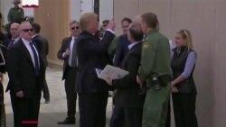 Trump quiere un muro de concreto difícil de escalar