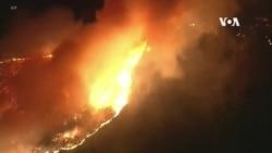美國加州再發生山火