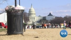 US Government Shutdown, Funding Impasse Drag On