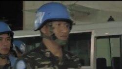 2013-03-10 美國之音視頻新聞: 敘利亞槍手釋放聯合國菲籍維和人員