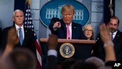 Presidente americano anuncia medidas