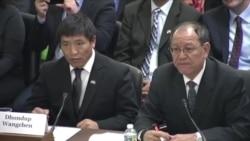 中国来势汹汹 美国会探讨西藏问题选项