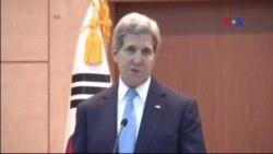 Ngoại trưởng Mỹ lên án Bắc Triều Tiên trong chuyến thăm Hàn Quốc